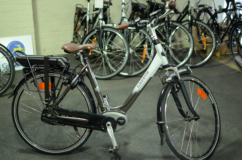 Gazelle Electric Bikes | Omafiets Dutch Bicycles