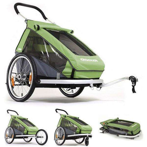 Croozer C3 3-in-1 Single Trailer