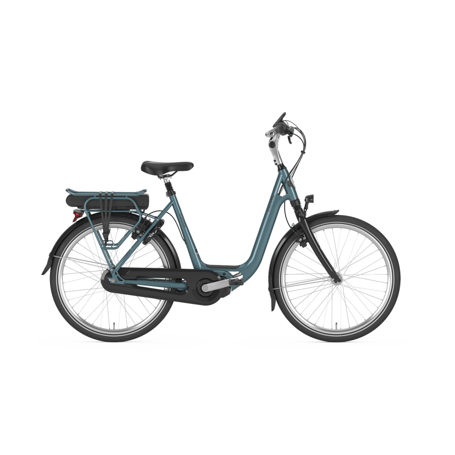 Verbazingwekkend Gazelle Electric Bikes | Omafiets Dutch Bicycles TE-14