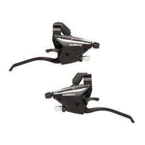 Shimano Acera Flat Bar Brake/Shifter Set (ST-EF65)