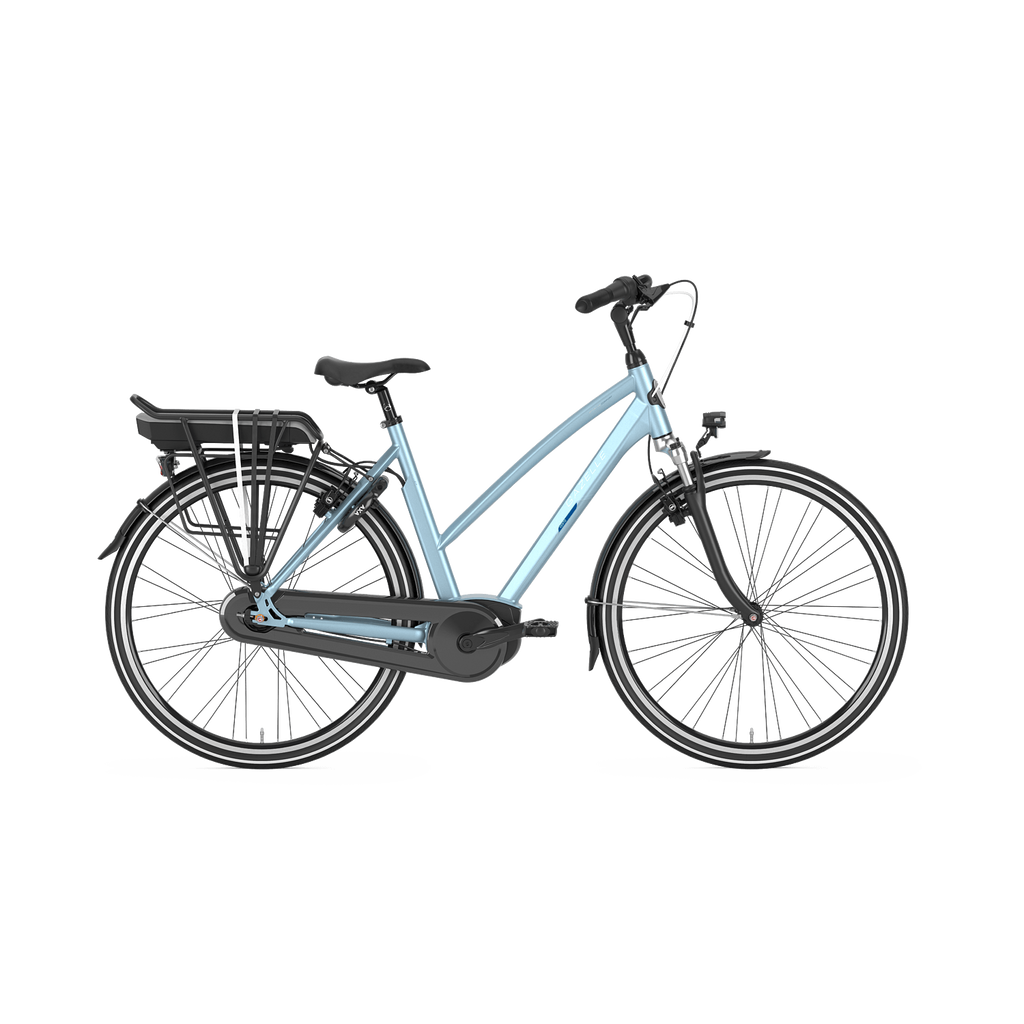 Gazelle Vento C7 (incl. 400Wh battery)