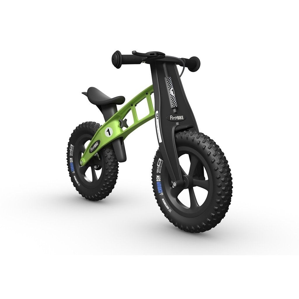 FirstBIKE Fat Cross Balance Bike with Brake