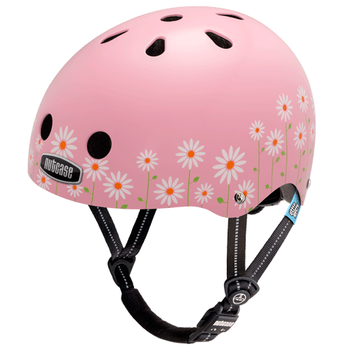 Little Nutty GEN3 Daisy Pink Helmet