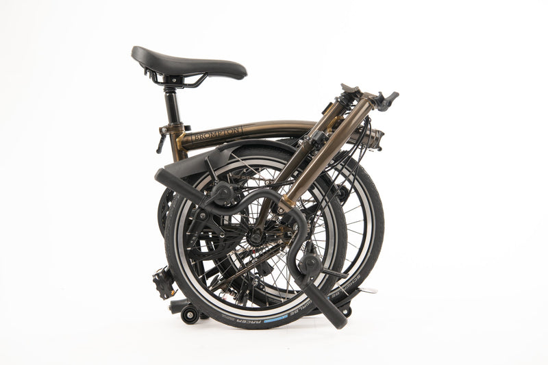 Brompton 2020 Black Edition M6L Gloss Black Lacquer