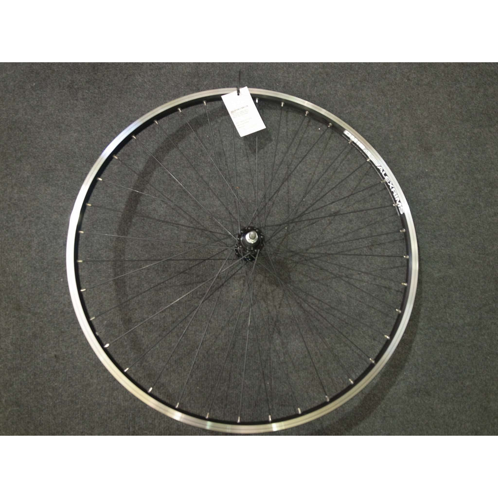 700C Hybrid Front Wheel, Nutted