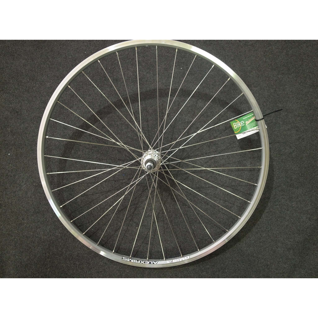 700C Hybrid Rear Wheel (Screw-On)