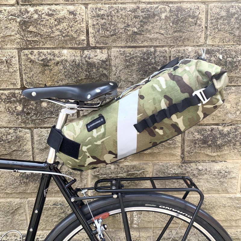 Carradice Bikepacking Seat Pack 12-16L