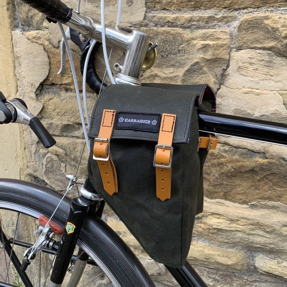 Carradice Top Tube Panniers