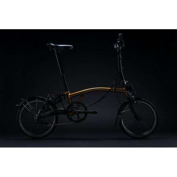 Brompton 2019 M6L Gold Edition