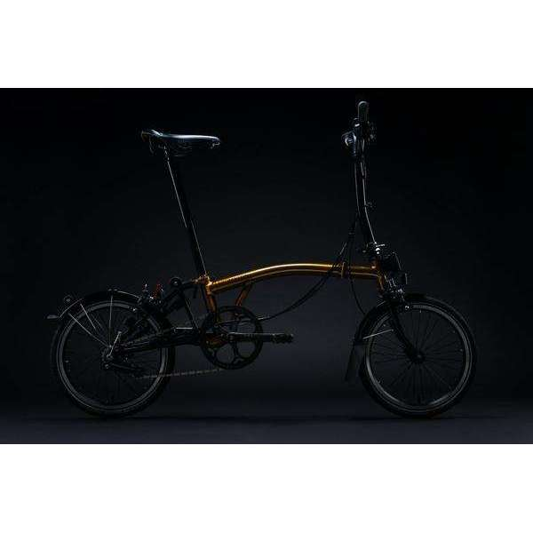 Brompton 2019 H6L Gold Edition