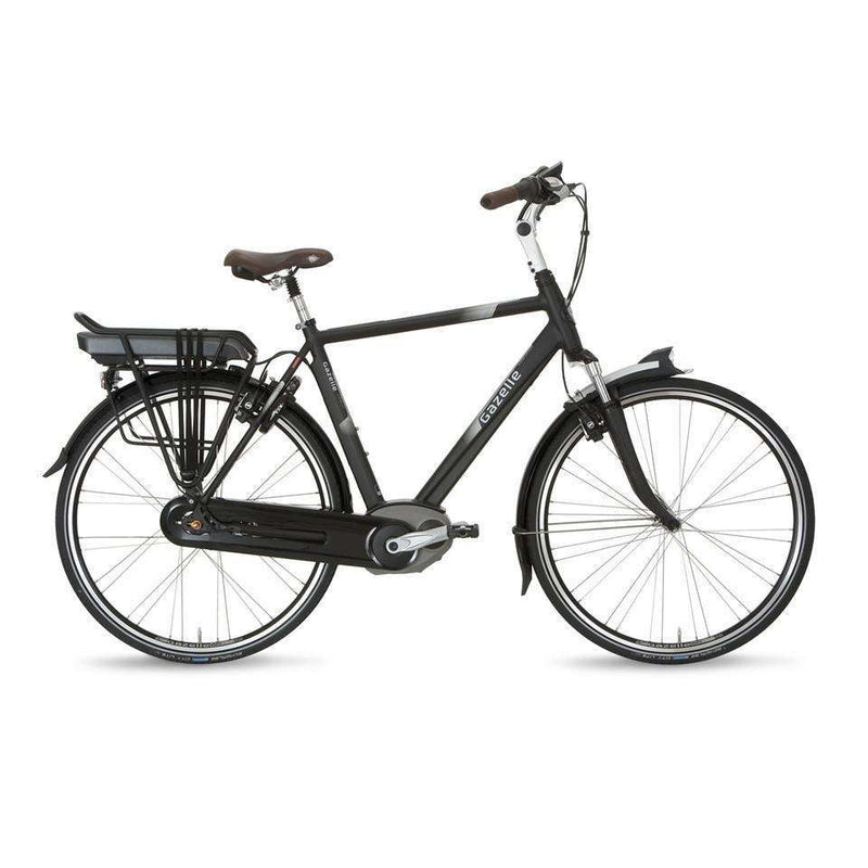 Gazelle Orange C7+ Bosch Mid-Drive (Step-Over) (incl. 400Wh battery)