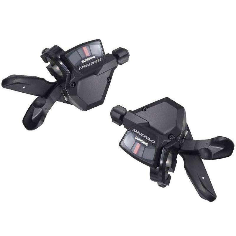 Shimano Deore 3x9-Speed Shifter Set (SL-M590)