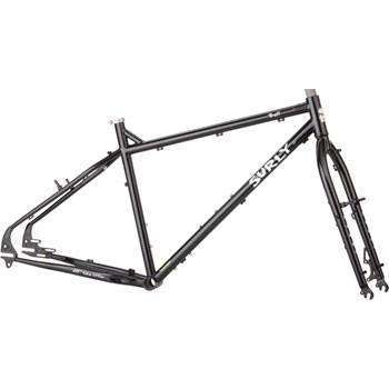 Surly Troll Frameset Med Black