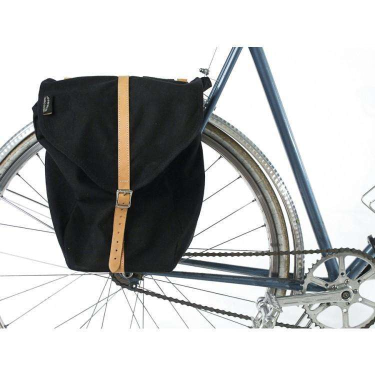 Minnehaha Canvas Pannier