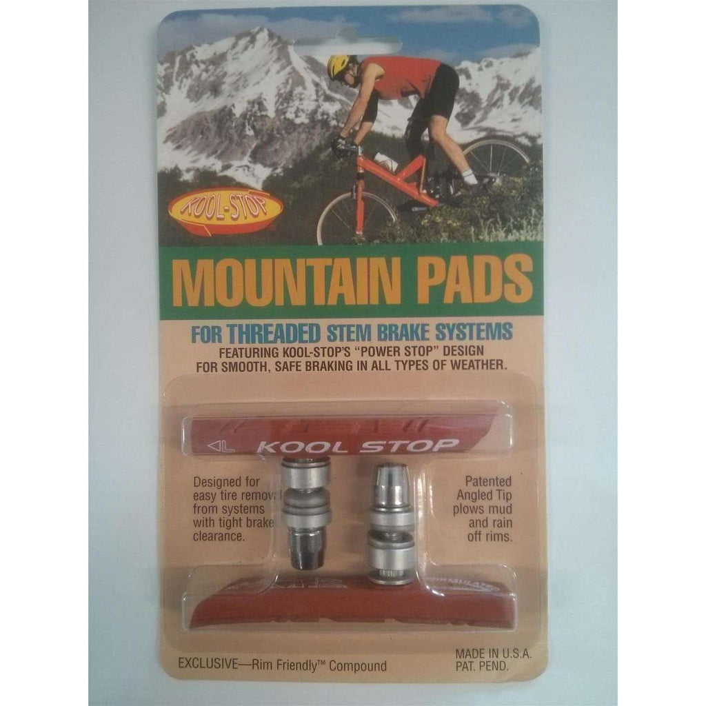 Kool Stop Mountain Pads