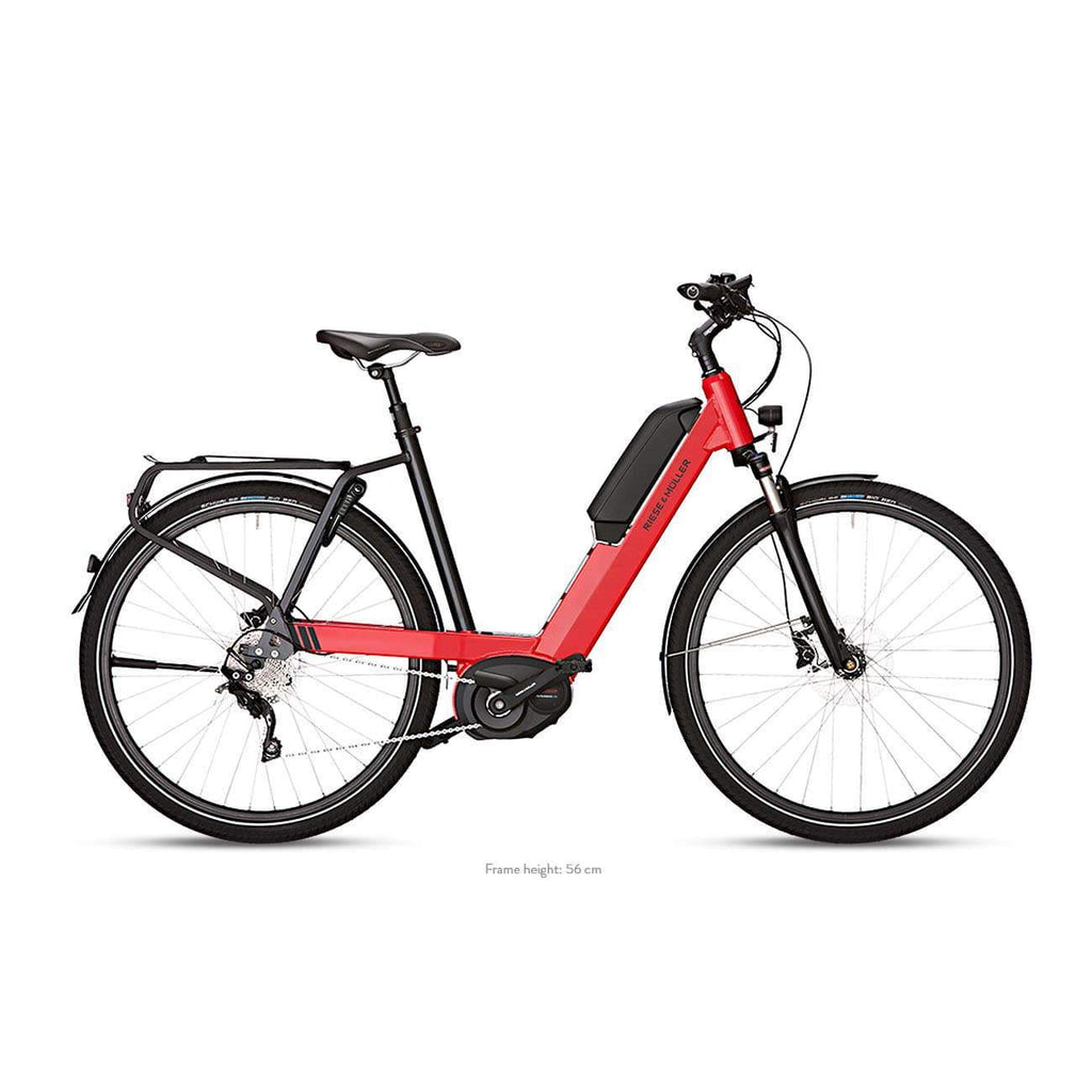 Riese & Muller Nevo Touring (incl. 500Wh battery)