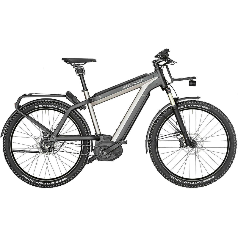 Riese & Muller Supercharger GX Rohloff (incl. 2 x 500Wh batteries)