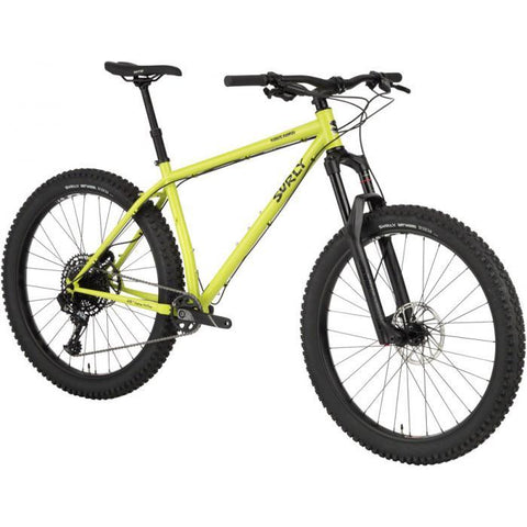 Surly Karate Monkey Suspension