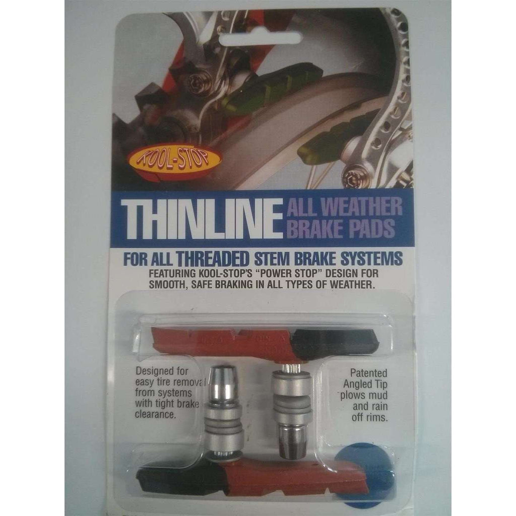 Kool Stop Thinline Pads (Dual Compound)