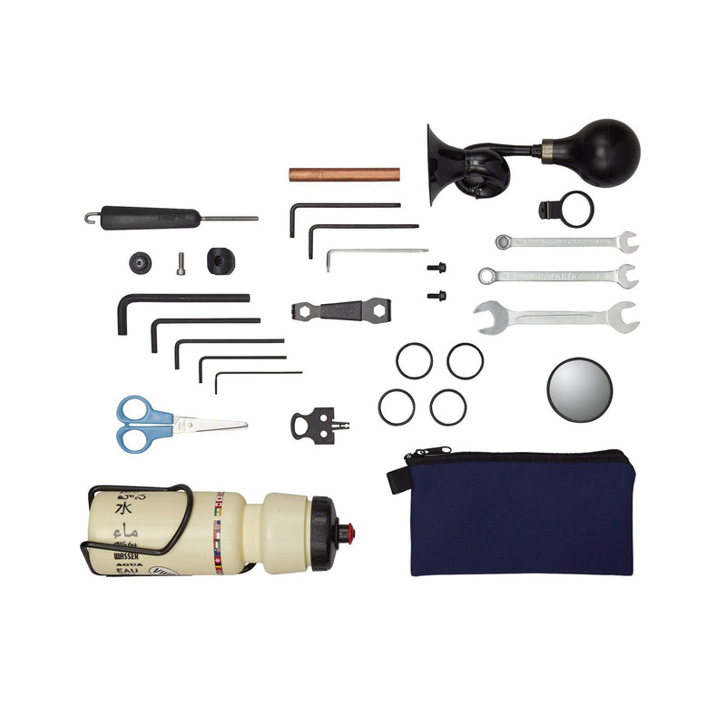 Vivente Tools and Spares Kit