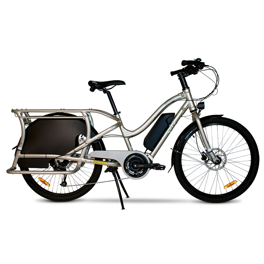Yuba Boda Boda Electric (Step-Through) (incl. 418Wh battery)