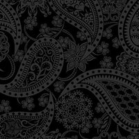 "Wide Back Paisley - 108"" Wide"
