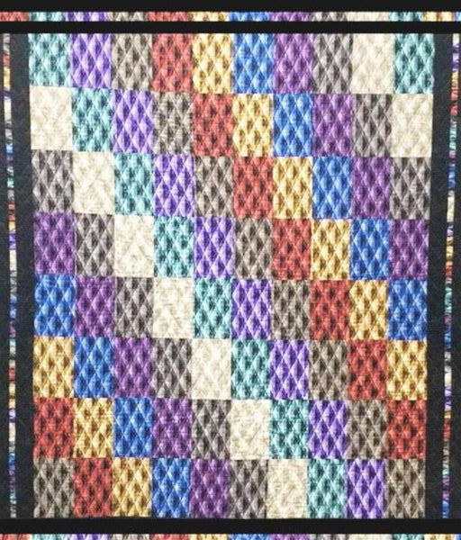 Eye Test Quilt - DIGITAL DOWNLOAD PATTERN