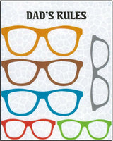 Greeting Card - Father's Day Sunglasses
