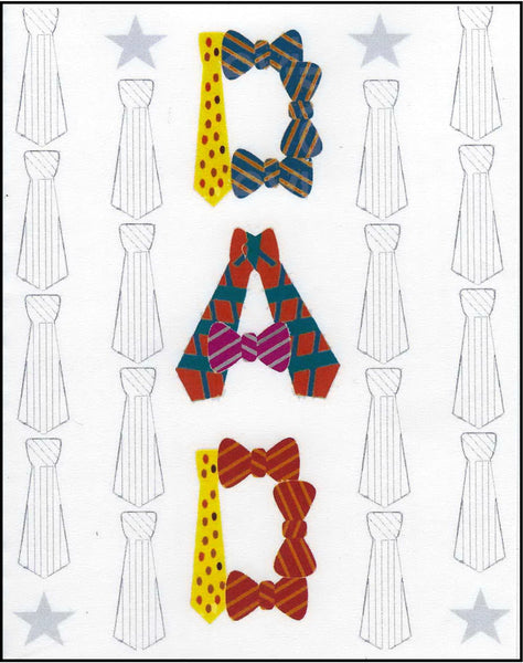 Greeting Card - Father's Day Ties