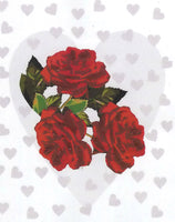 Greeting Card - Mother's Day Red Roses