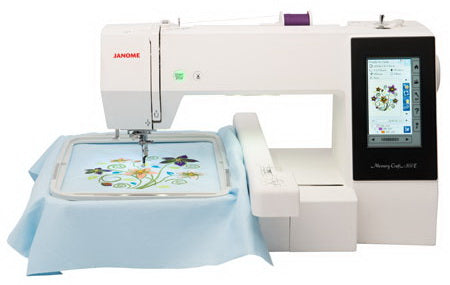 Janome Horizon Memory Craft 500E - Embroidery Only