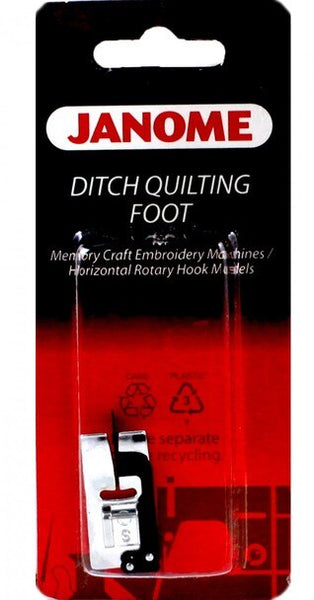 Janome - Ditch Quilting Foot