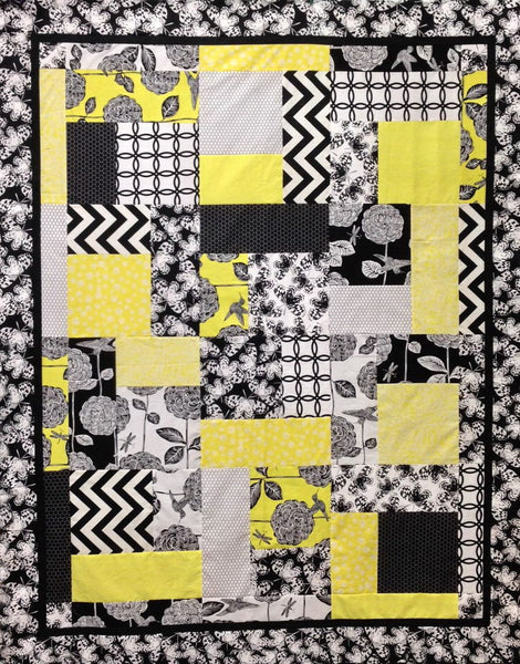 Turning Twelve Quilt Kit