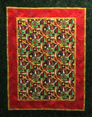 Cool Yule Quilt Kit
