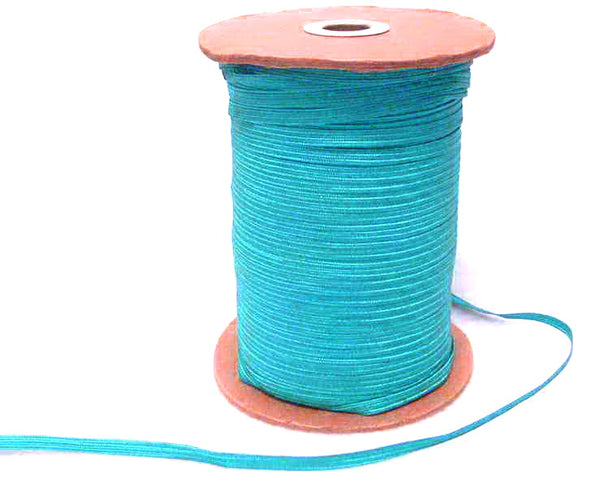 Teal Trim - SOLD BY THE YARD