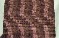 Mauve Trim - SOLD BY THE YARD