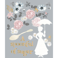 A Spoonful of Sugar (Mary Poppins) - Panel
