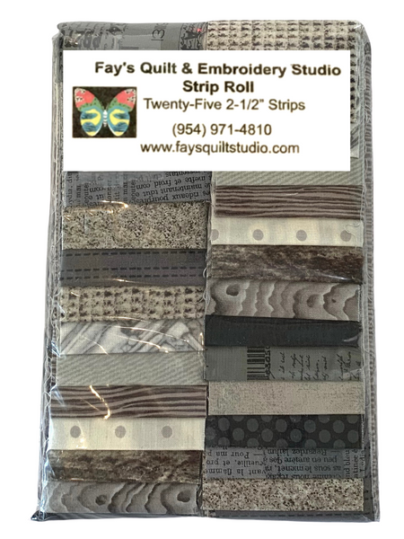 Strip Packs - Grey