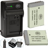 BM 2 NB-13L Batteries and Charger for Canon PowerShot SX620 SX720 SX740 HS G1 X Mark III G5 X Mark II G7 X Mark II G7 X Mark III G9 X Mark II Cameras
