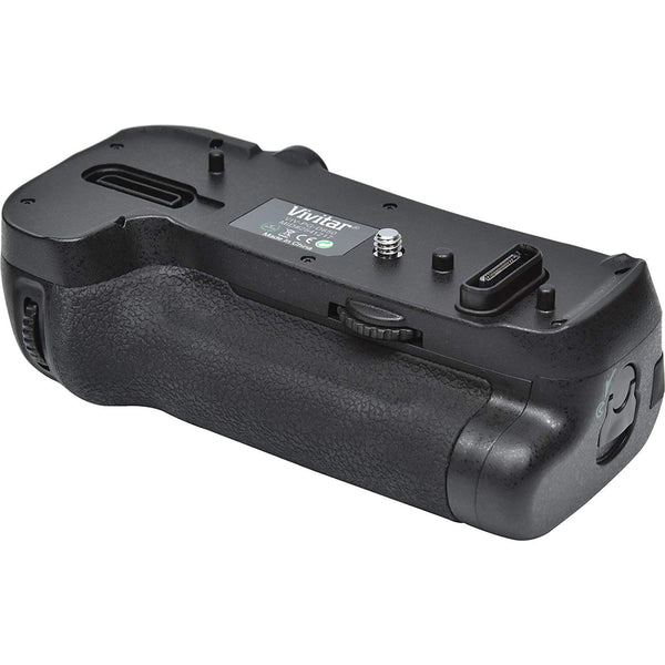 Pro Series Multi-Power MB-D18 Replacement Battery Grip for Nikon D850 Digital SLR Camera