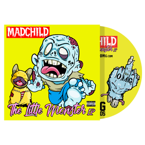 The Little Monster LP (signed) Pre-Order
