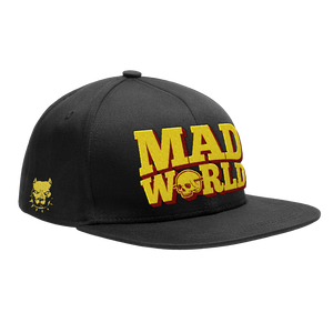 Mad World Snapback Hat PRE-ORDER