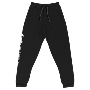 Family by Loyalty Joggers (Black)
