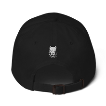 Load image into Gallery viewer, Family By Loyalty Dad Hat (Black/White)
