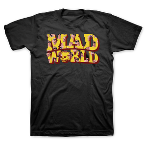 Mad World T-Shirt (Black) PRE-ORDER