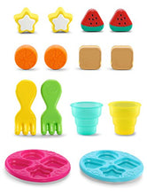 Load image into Gallery viewer, LeapFrog Shapes & Sharing Picnic Basket, Pink - Nerds Guide to FI