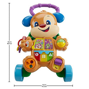 Fisher-Price Laugh & Learn Smart Stages Learn with Puppy Walker - Nerds Guide to FI