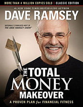 Load image into Gallery viewer, The Total Money Makeover: Classic Edition: A Proven Plan for Financial Fitness - Nerds Guide to FI
