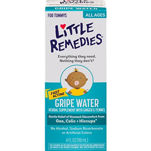 Little Remedies Gripe Water 4 oz ( Pack of 2) - Nerds Guide to FI