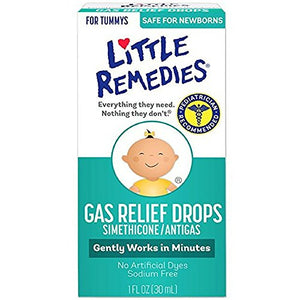 Little Remedies Gas Relief Drops 1 oz (Pack of 2) - Nerds Guide to FI